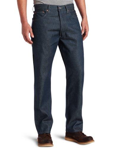 Preisvergleich Produktbild Levi's Herren Jeans 501 Original Fit - Grün - 32W / 34L