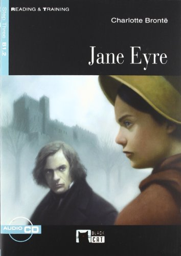 Jane Eyre+cd N/e Black Cat. reading And