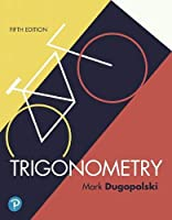 Trigonometry, 5th Edition Front Cover