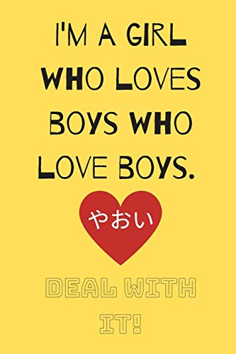 Deal With It: For the Love of Yaoi (Yellow Cover)
