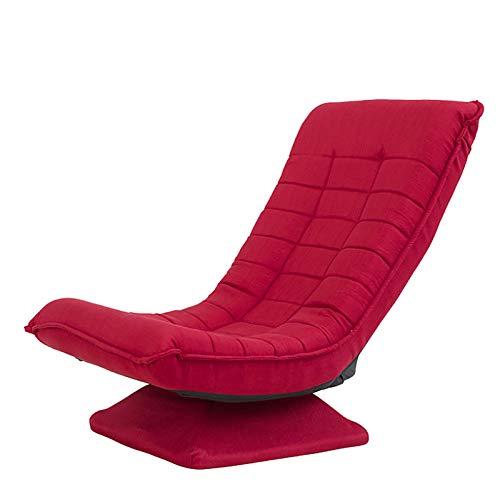 ZXPPL Silla Moon, sofá de Ocio de Tela Perezosa, sillón pequeño Creativo Plegable y Giratorio para niños, Silla de Juego Plegable de Piso Que se Puede Girar 360 Grados,