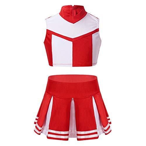 La Mejor Recopilación de Ropa de Cheerleading y animación para Niña que Puedes Comprar On-line. 6