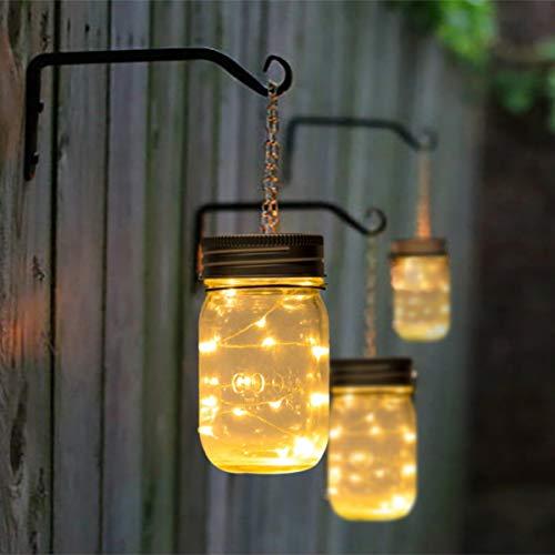lanterne di vetro natalizie