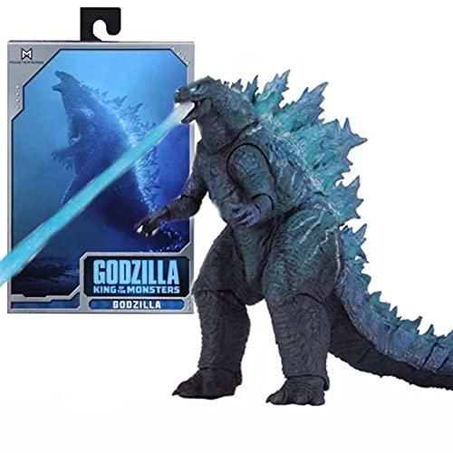 YUY Anime Figures Decoration Statue Model,Godzilla Movie Monster Series Godzilla,Godzilla Earth heat ray radiation ver.