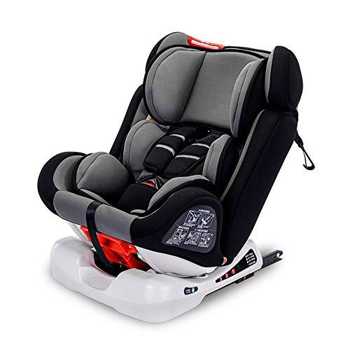 U/D Seggiolini Auto,Seggiolino Auto per Bambini,Seggiolino Auto reclinabile,Installazione irezionale Regolabile in più modalità,Adatto a...