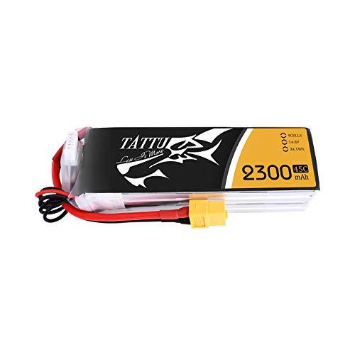 Tattu Batería LiPo 2300mAh 14.8V 45C 4S para Multicopteros