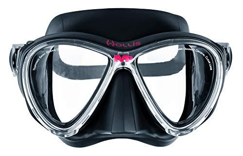 Hollis M3 Maske Black