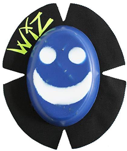 WIZ Racing Knieschleifer Sparky, Smile - blau-weiß