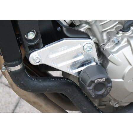 Satz Gsg Moto Duo Safety Sturzpads Passend Für Die Honda Cb600 Pc41 07 Auto