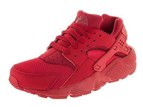 zapatillas nike huarache hombre rojas