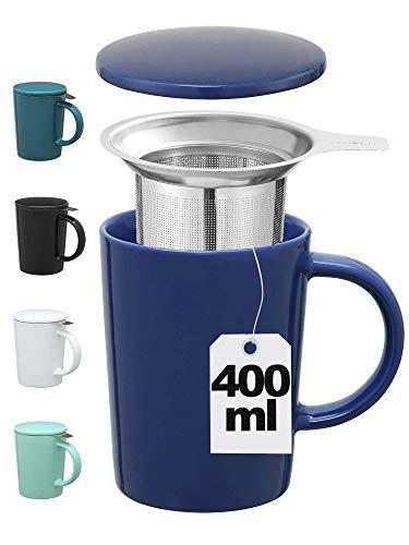 Tazas Con Filtro Para Infusiones