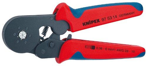Knipex 975314Selbsteinstellende Crimpzange