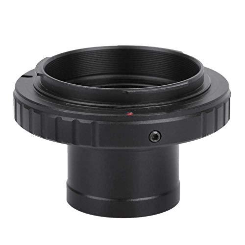 AYDQC Kamera-Objektiv-Adapter, Aluminiumlegierung 1,25 Teleskop for Pentax PK Berg DSLR-Kamera-Adapter-Ring, Abnehmbarer Adapter-Ring, kann die Verwendung allein, bequem und praktisch fengong