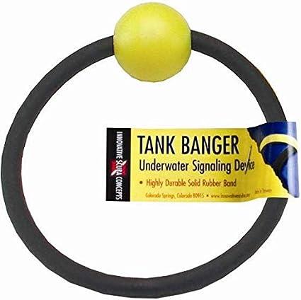 Amazon Com Aqua Tank Banger Diving Tank Accessories Sports Outdoors
