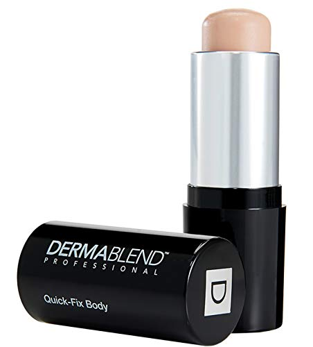 Dermablend Quick-Fix Body Makeup Full Coverage Foundation Stick,10C Nude, 0.42 oz