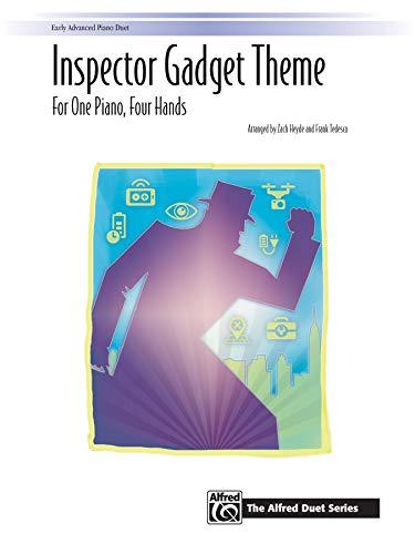 Inspector Gadget Theme: Sheet