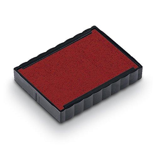 Recambio Cartucho de Tinta Trodat 6/4750 para Sellos de Entintaje Automático Printy 4941 (4760), 4755, 4750 y 4750/L – Tinta Rojo, Blíster 2u.