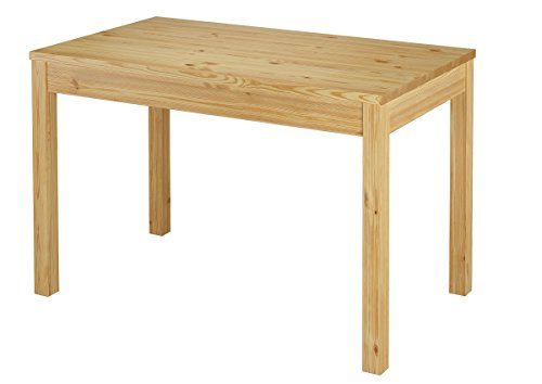 Erst-Holz® Tisch 80x120 Esstisch Massivholz 90.70-51 A