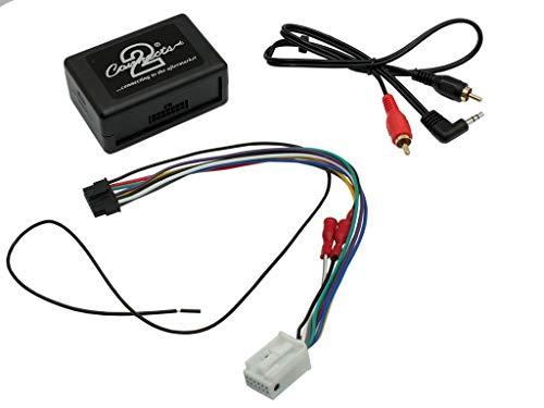 T1 Audio T1-ctvskx003 - Haut-Parleur Adaptateur pour Skoda Octavia Bosch . CET Auxiliaire Adaptateur Entrée Permet une Connexion sans Soudure Externes Audio Source à Votre Usine Radio