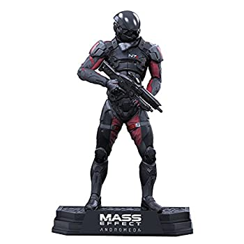 McFarlane Toys Mass Effect  Andromeda Scott Ryder 7  Collectible Action Figure