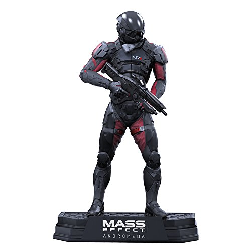 McFarlane Toys Mass Effect: Andromeda Scott Ryder 7' Collectible Action Figure