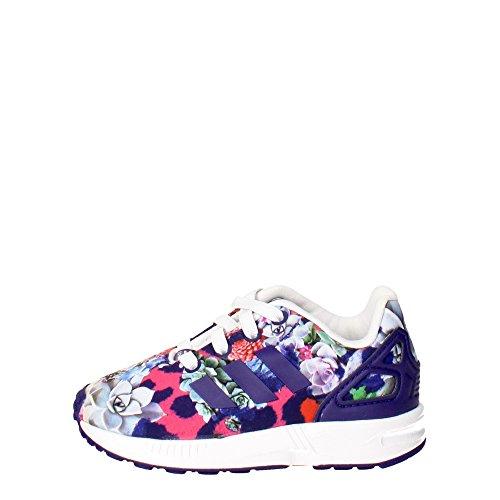 Adidas - Adidas Zx Flux El I Scarpe Sportive Bambina - Multicolor, Intel Core 2 Duo para 1,8 GHz