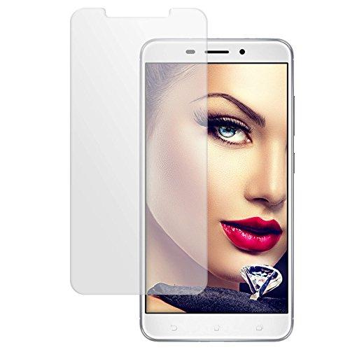 mtb more energy® Schutzglas für Asus ZenFone 3 Laser (ZC551KL, 5.5'') - Glasfolie Bildschirm Schutzfolie Tempered Glass