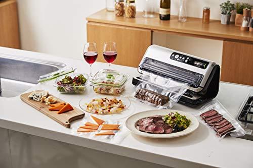 FoodSaver 【公式】 真空パック機 フードセーバー FM5460-040