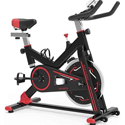 H.aetn Bicicleta de Ejercicio Profesional Segura La Mejor opción Bajar de Peso Optimizar el Culturismo Adecuado para obesidad, entusiastas del Ejercicio físico, amas de casa, Mujeres posparto, B