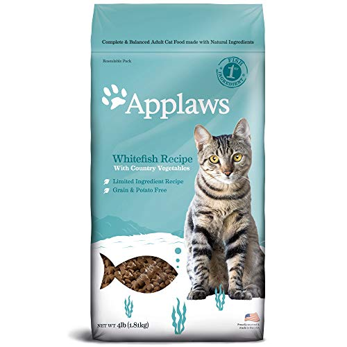 Applaws Grain Free Whitefish with Country Vegetables Dry Cat Food