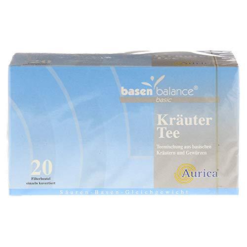 BASENBALANCE Kraeutertee Filterbtl., 20X2 g