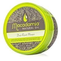 マカダミア ナチュラルオイル(Macadamia NATURAL OIL) ディープリペアマスク(ドライ、ダメージヘア) 250ml/8.5oz [並行輸入品]