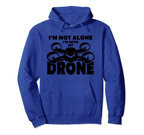 Lustiger RC-Drohnen-Pilot,...