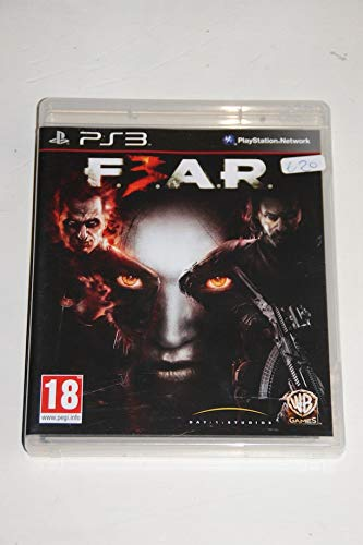 Warner Home Video - F.3.A.R. 3 (FEAR) (BBFC) /PS3 (1 Games)