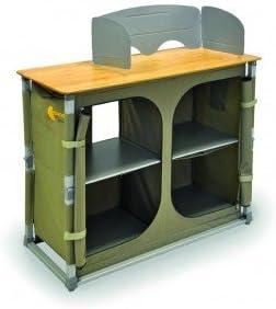 CON.VER Mueble Cocina para Camping Vector. Dimensiones: 100 x 49 x 82