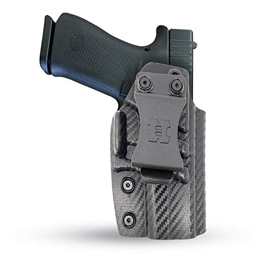 Concealed Carry Iwb Kydex Holster - by Houston | Lined...