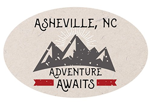 R and R Imports Asheville North Carolina Blue Ridge Mountains Hipster Brewery Souvenir Oval Magnet