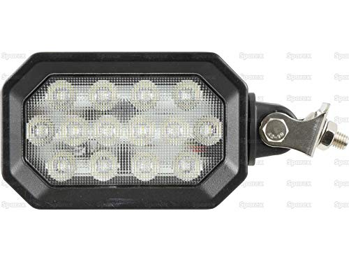 1760Lm 12 Faro de Trabajo LED 24w 24v