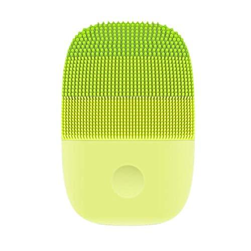 ZSR-haohai Soins personnels Électrique Visage Vide Vide Blackhead Remover 2 Mode Soins de la Peau Pore acné Pimple Retrait périphérique Aspirateur Pore Massage et détente (Color : Green)