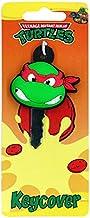 【ミュータント ニンジャ タートルズ 】 ラバーキーカバー/キーキャップ「RED:ラファエロ」