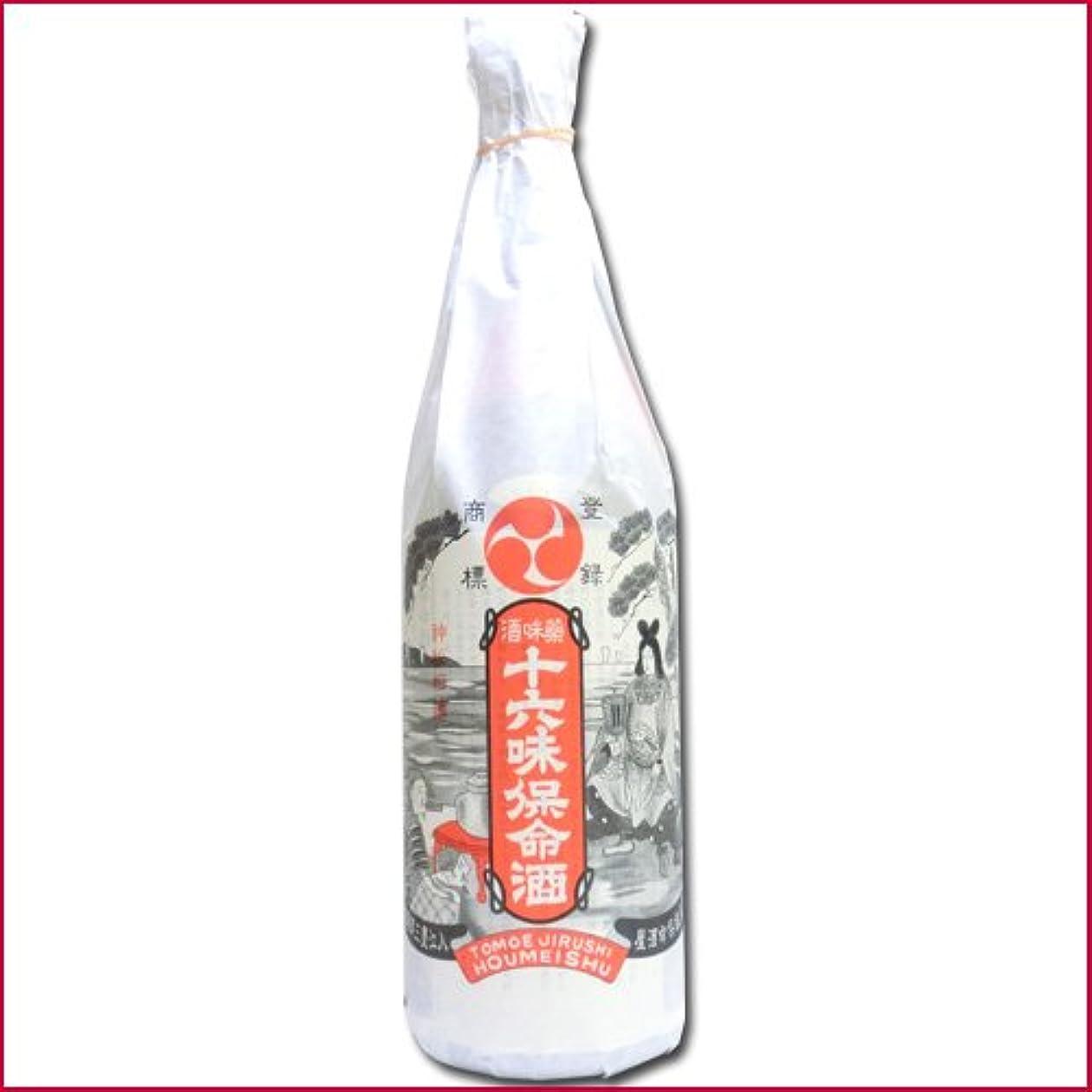 外部比類のない意味入江 十六味保命酒 1800ml