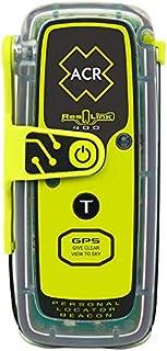 ACR ResQLink 400 - Schwimmendes GPS-Ortungsgerät Modell: PLB-400 - Programmiert für den Rest der Welt