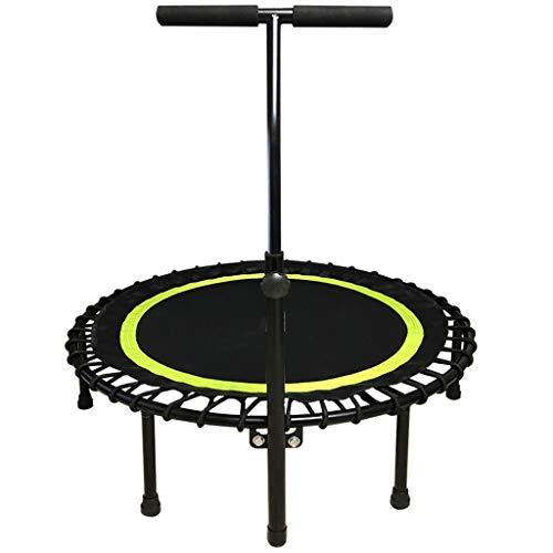Binnen Trampoline - Handrail Verstelbare Trampoline - Elastische Touw Stijl Trampoline - Geschikt voor Volwassenen/Kinderen Mute Maximale belasting 175kg