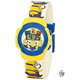 SKYLINE Reloj Digital para Niños, Reloj con Personajes Infantiles, Fácil Lectura, Reloj Infantil para Niño o Niña con Pulsera Ajustable, Un Regalo Original y Divertido