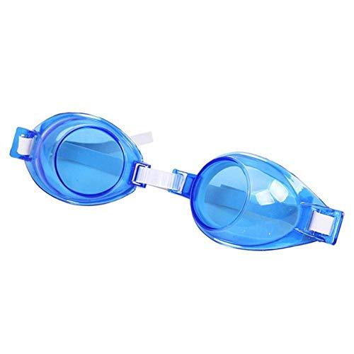 Adjustable Swimming Goggles Swimming Waterproof Anti-Fog U'ltr'avi'olet Goggles Glasses LATT LIV