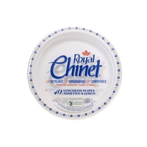 Royal Chinet Lunch Plates 150 Count