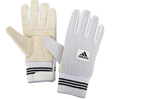 adidas Cricket XT 1.0 Wicket Keeping Inner Gloves, Adult Size