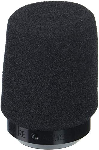 Shure Microphone Mount (a2ws de BLK), Negro