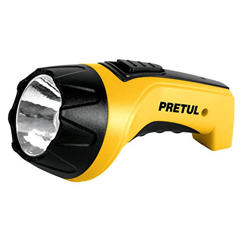 Pretul LIRE-7P, Linterna recargable de LED, 60 lúmenes