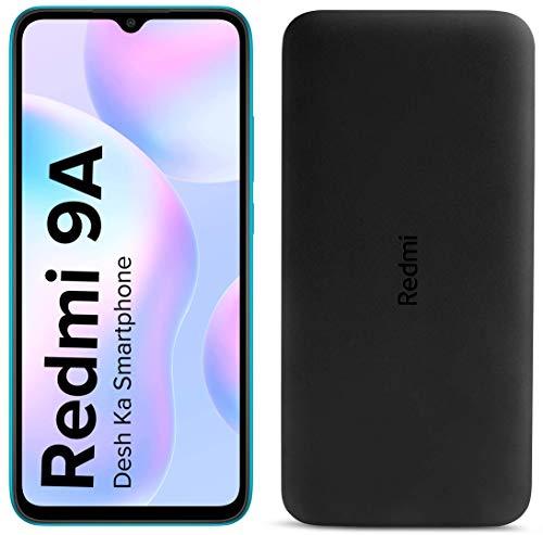 Redmi 9A (Sea Blue, 3Gb Ram, 32Gb Storage) with Redmi...